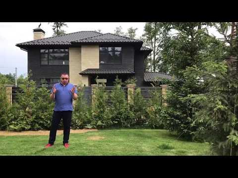 Готовый дом  в Ирпене. Новый коттеджный район