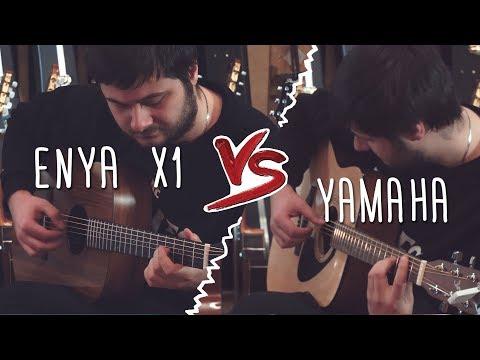 Yamaha F310 или Enya X1, что лучше для новичка? Www.gitaraclub.ru