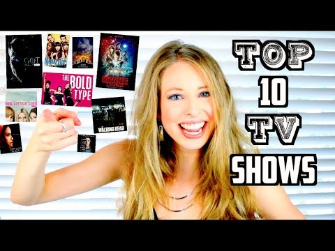 TOP 10 TV SHOWS OF 2017