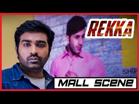 Rekka - Ramil Movie - Mass Scene | Vijay Sethupathi | Lakshmi Menon | D Imman