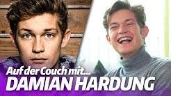 Auf der CASTING COU.?! | Auf der Couch mit Damian Hardung