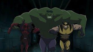 Hulk vs Wolverine DOPPIAGGIO 2 - Battaglia Finale (Parte 1)