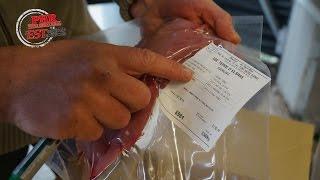 De la viande locale en caissettes