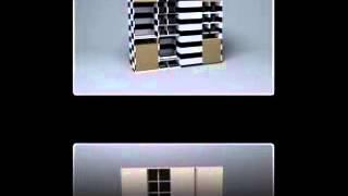 стеллаж, дизайн стеллажа, стеллаж для комнаты, стеллаж для коридора. Сте...(, 2013-12-31T08:26:36.000Z)