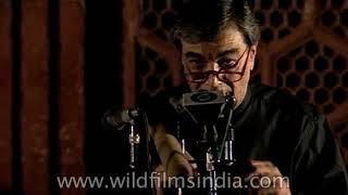 Pakistani actor Zia Mohyeddin recites Mirza Ghalib's letter