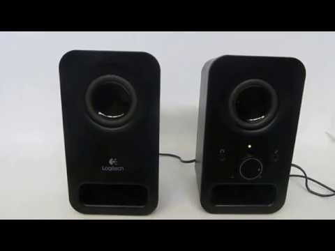 3402783c284 Logitech Z150 Computer Speakers - Sound Test Review - YouTube