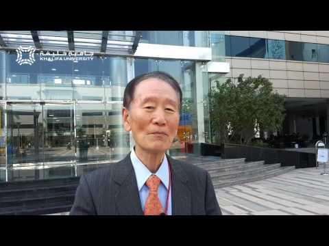 KAIST 1st President Talking about Khalifa University