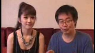 Jang Nara  5月27日 我和爸爸在辽宁卫视演小品