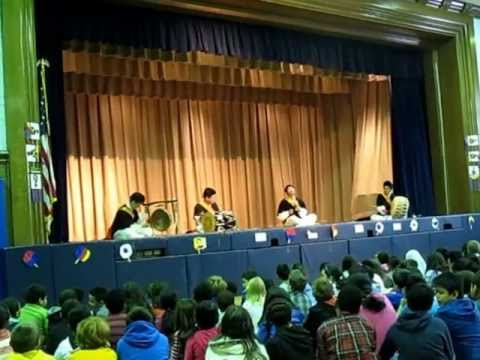 Spotlight Korea: Covert Avenue School