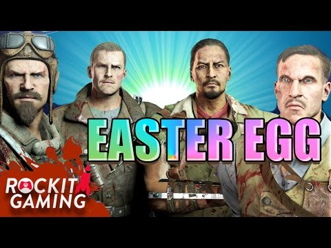 Black Ops 3 Zombies Revelations Easter Egg Rap Song | Shadow Man | Rockit Gaming
