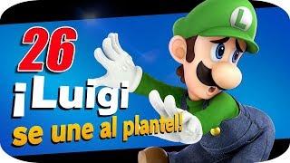 "Super Smash Bros Ultimate [Modo Aventura] Gameplay Español - Capitulo 26 ""MARX"""
