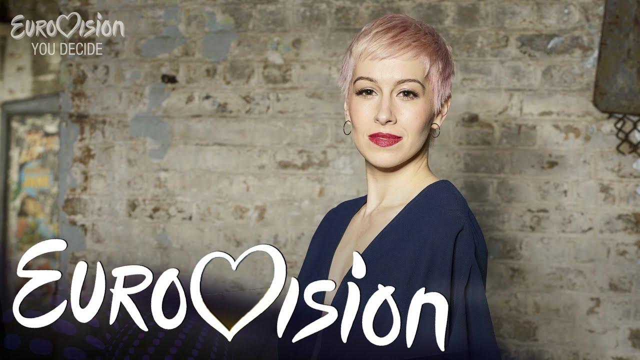 Surie Sings Storm Eurovision You Decide  Artist