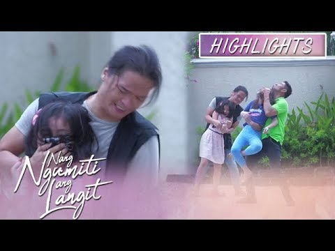 Mikmik and Amber get abducted by unknown men | Nang Ngumiti Ang Langit (With Eng Subs)