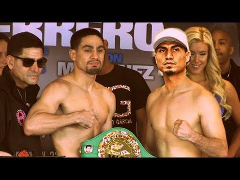 Mikey Garcia vs Danny Garcia _ Two Punchers