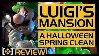 Luigi's Mansion 3 review | Vac with a vengeance
