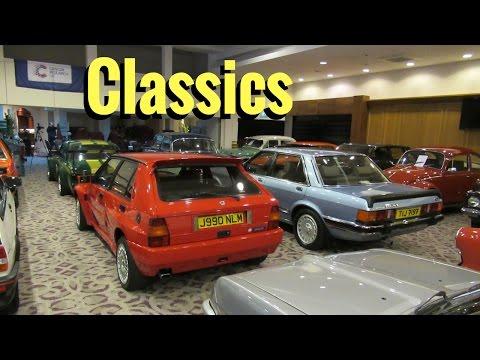 2017 Classic Car Show - Slieve Donard Newcastle - Stavros969 4K