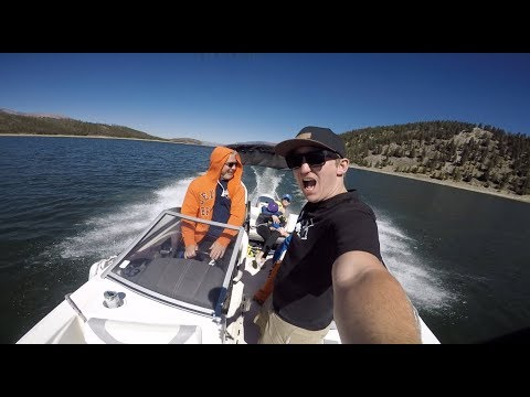 Renting A Boat On Lake Dillon!! #lakeday #boating #family