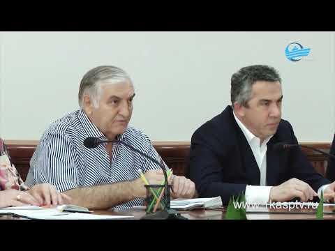 Генеральная уборка в преддверии празднования 70-летия Каспийска