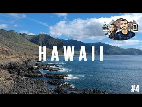 #4 Hawaii | Road Trip 2017 | Oahu & Maui | Go Pro Hero 5 Black | DJI Spark