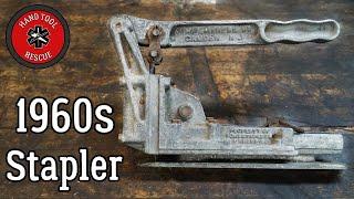 1960s ACME Stapler [Restoration]