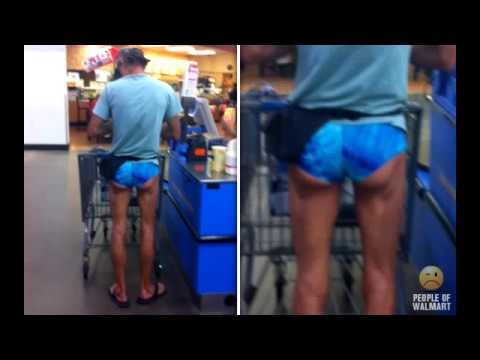 2012 People of Walmart Special