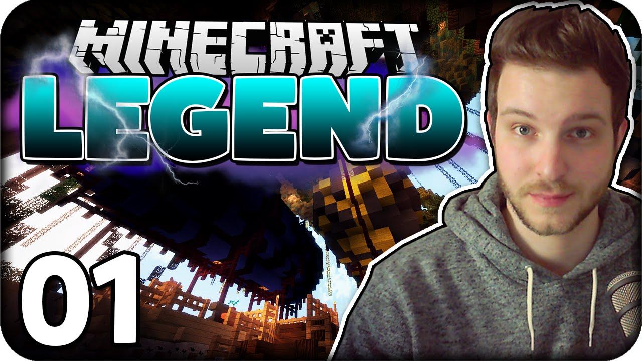 minecraft legend 01 zinus