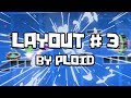 Layout #3 | By Ploid | Sweet :) | Next level :D | Geometry Dash 2.11
