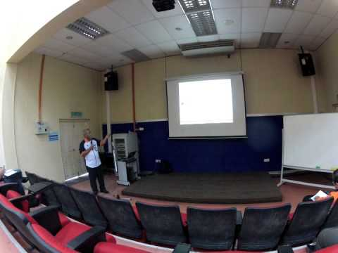 Commercializing Research:Product Talk @ MICET