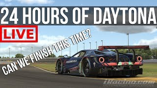 iRacing - 24 Hours Of Daytona | PART 3