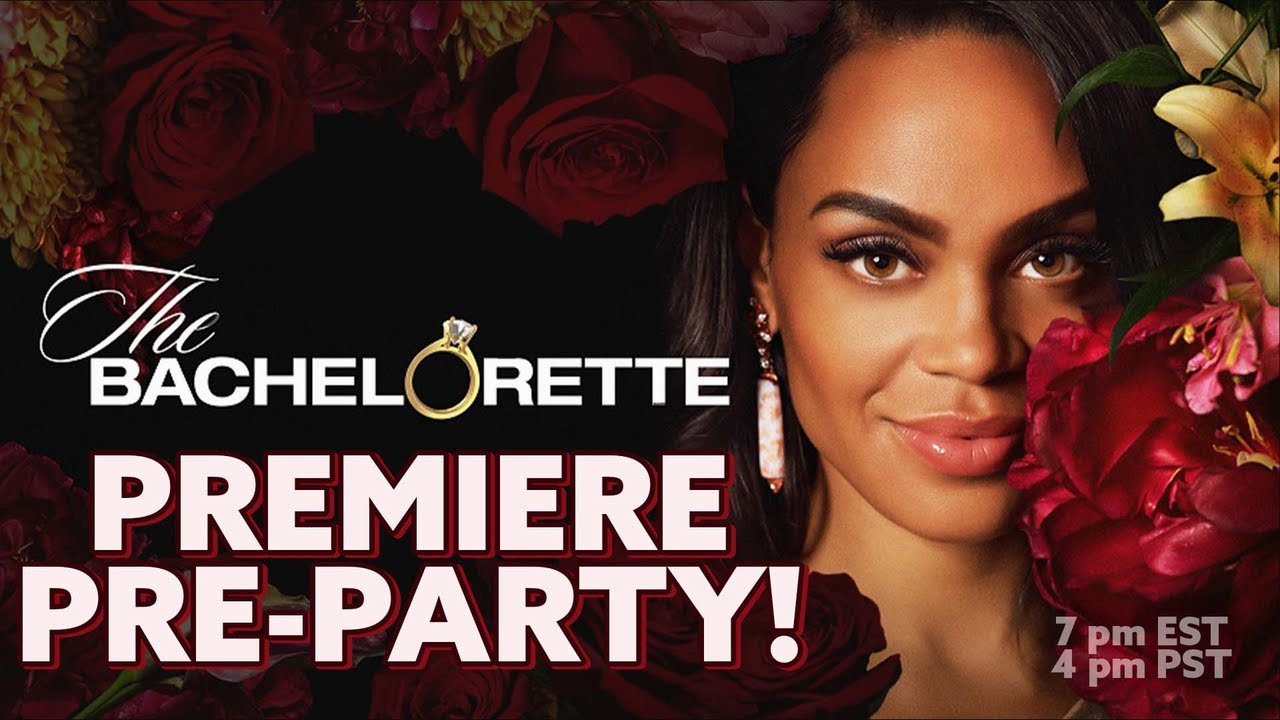 Download Bachelorette Michelle Young- Premiere Episode Pre Show Livestream - Season 18