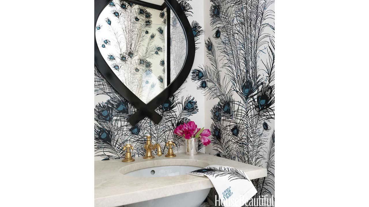 Peacock bathroom ideas - Peacock Bathroom Ideas