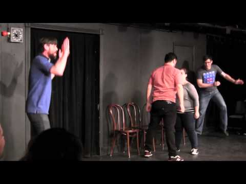 Bucky - UCB NY Cagematch - July 23, 2015