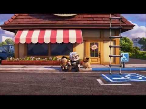 Pixar's ''Up'' - Ending scene - HQ