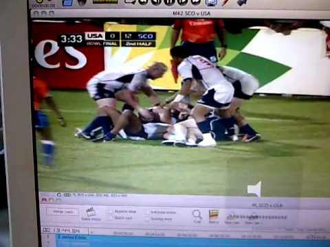 Rugby sevens huge hit