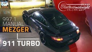 ÚLTIMO DOS MOICANOS: Porsche 911 Turbo 997.1 Mezger com câmbio manual