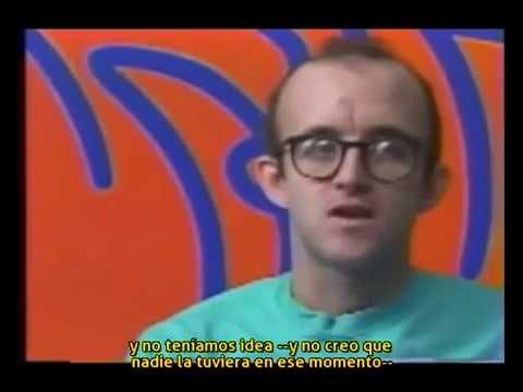 Keith Haring ~ Dibujando la linea