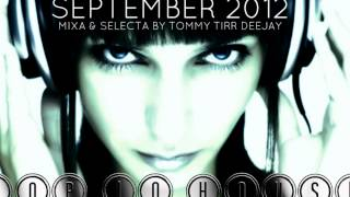 Top Ten House Vol.1 September / October 2012 = Mixa & Selecta By Tommy Tirr DJ = (Con Titoli) HQ