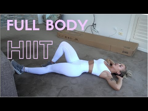 15 minute fat burning HIIT workout