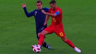 E. Hazard vs France (W/C)10/7/2018 HD