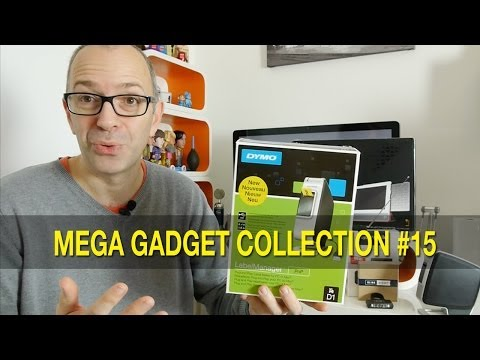 Mega Gadget Collection #15 - Label It !!!