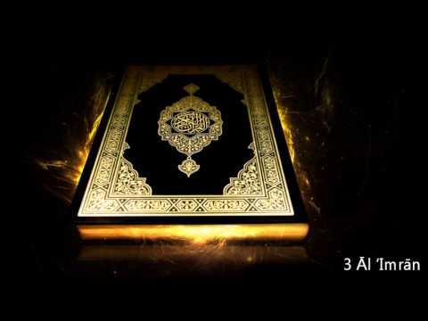 Surah 3. Āl 'Imrān - Saud Al-Shuraim