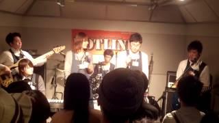 島村楽器梅田ロフト店で5月15日に開催された、HOTLINE2014店予選...