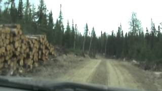 Operational Road Construction Discussed (Tembec) Part 1