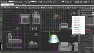 3D Studio Max - Introduzione alla modellazione interno 10