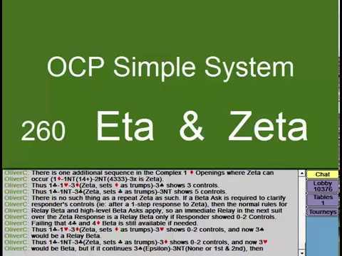 260  Ch 9.8  Eta and Zeta