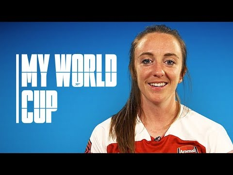 WOULD YOU TAKE A LAST-MINUTE PENALTY? | Lisa Evans | 2019 FIFA Women's World Cup finals