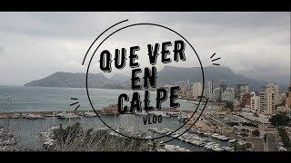 Que Ver En Calpe (Semana Santa 2019) | Gaditana Por El Mundo
