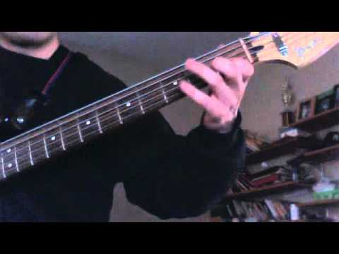 las notas musicales en el bajo  YouTube
