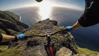 MTB Cliff Riding // Kilian Bron