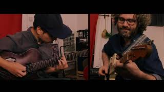 "Adam Ratner & Deen Anbar- ""Throughout"" (Bill Frisell)"